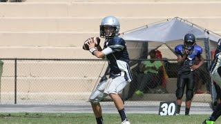 2014 Michael Kern - QB - Highlights