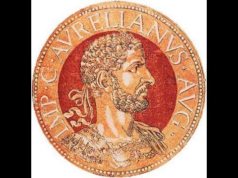 История Древнего Рима. Солдатский император Аврелиан. Римская империя