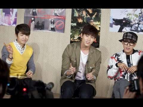 Ep.12 Preview with 2PM Taecyeon Wooyoung & Jun.K (A Song For...