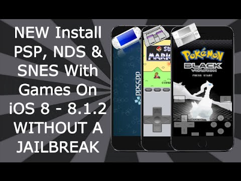 How To Download Roms For Nds4ios IPod Touch