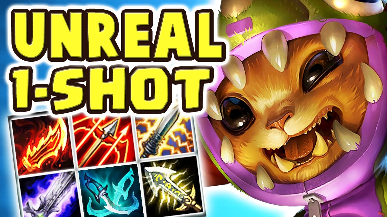 THIS WILL 100% BE NERFED!! NEW GNAR JUNGLE 100% CRIT MAX ATTACK | UNREAL 1-SHOT 29 KILLS Nightblue3