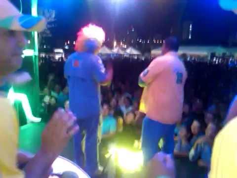 SAMBA SHOW RITMO Y SABOR Y SUS GAROTAS , BAILE DE EL RELOJ, A SU PROPIO ESTILO