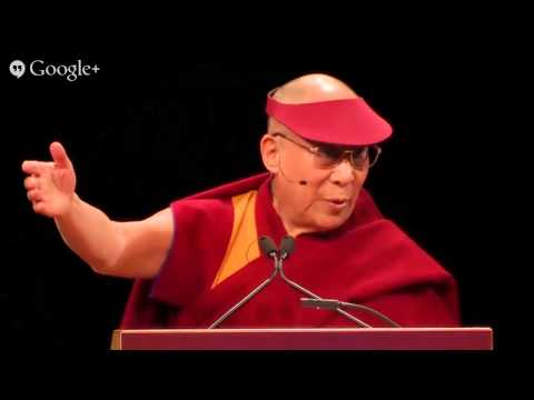 His Holiness the Dalai Lama - Nobel Peace Prize Forum 2014 klip izle