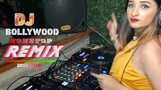 BOLLYWOOD NONSTOP REMIX MASHUP DJ SONG 2019 | HINDI PARTY DJ REMIX 2019 | BEST HINDI REMIX Song 2019