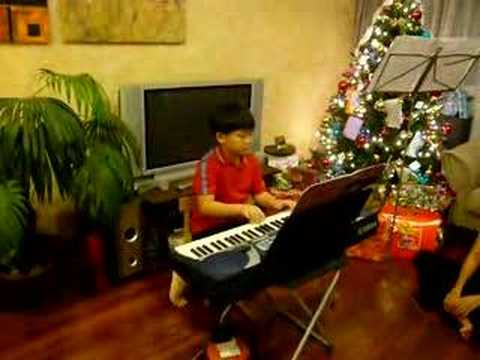 Christmas Performance 5 (Benedict Ng)