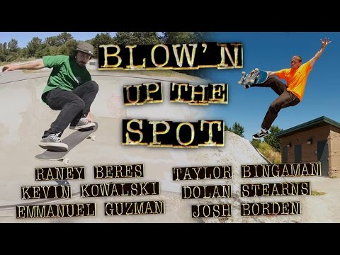 Independent Trucks: Blow'n Up The Spot Bellingham
