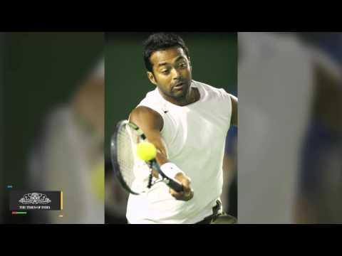 Leander Paes on Course for Seventh Chennai Open Title - TOI