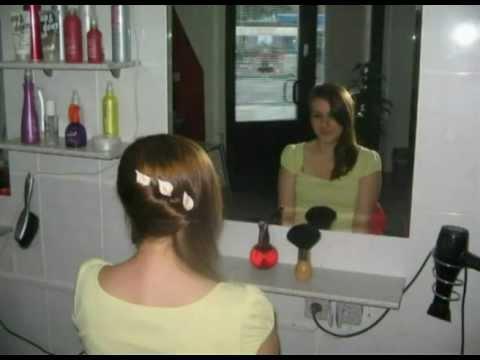 Svečana frizura za 5 minuta