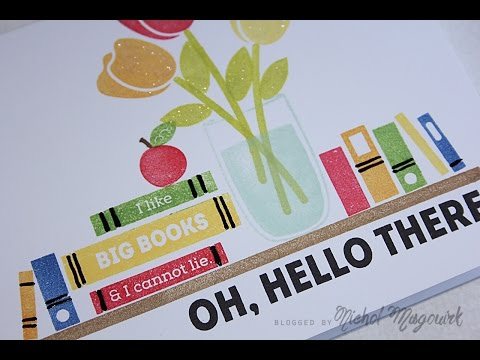 SSS September 2014 Card Kit | Oh Hello There Card