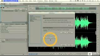 Soundbooth Tutorials