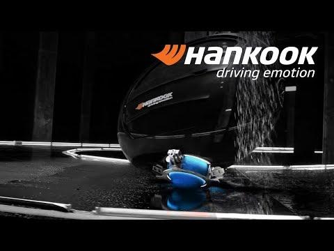 韓国のタイヤメーカーが作った近未来的な1個のタイヤで360度自由に動く乗り物