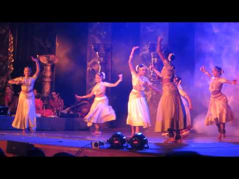 Shobana bachanalia Performance- Chennai video