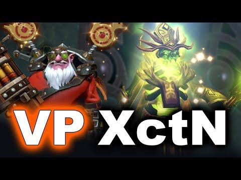 VP vs Execration - Push Strat - TI7 Groups DOTA 2