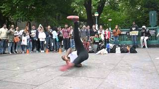 Breakdance New York!