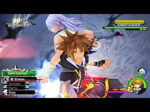 Final Form Xemnas Boss Battle CRITICAL MODE | Kingdom Hearts 2 Final Mix HD (Ps4)
