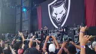 Download Lagu Bad Wolves - Zombie - Live @ Isleta Amphitheater in Albuquerque NM 7-29-18 Gratis STAFABAND