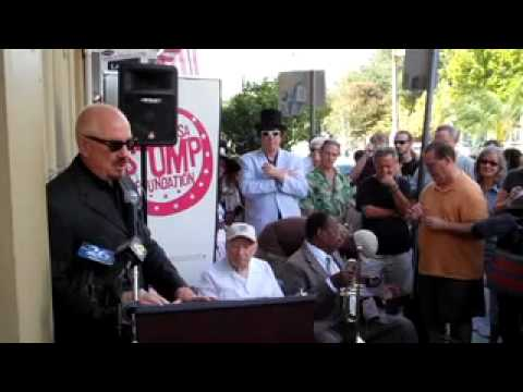 Rock Hall Landmark Dedication - J&M Studios (Sept 2010)