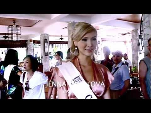 Jenna Talackova a film TRIBUTE to Miss Canada by Tito Frez