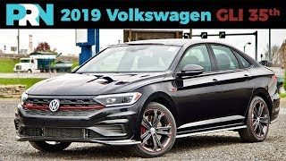 2019 Volkswagen GLI 35th Anniversary Edition Review