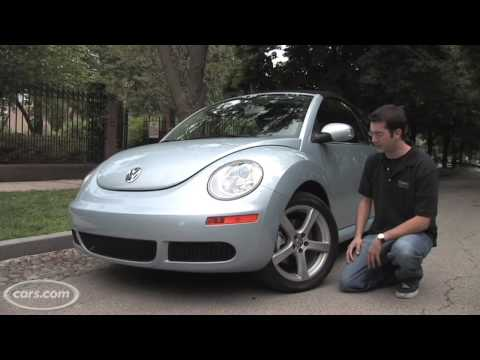 2009 Volkswagen New Beetle Convertible Video
