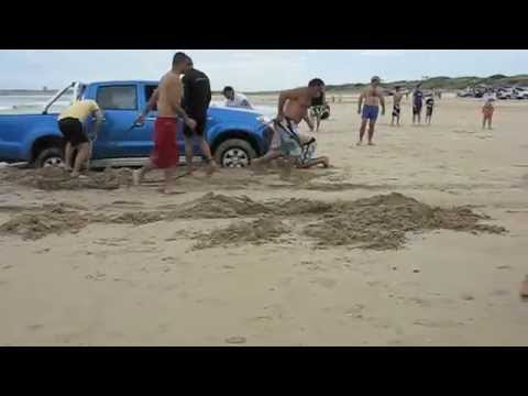 Boat Harbour 4x4 Bogged