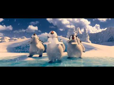Happy Feet 2 – Official Teaser Trailer [HD] 2011