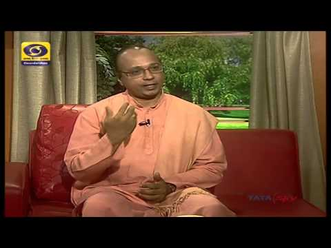 Interview of Swami Ishwarananda of Yogoda Satsanga Society of India