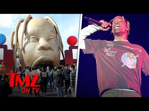 Travis Scott Fans Lose Their Mind When Show Is Canceled Tmz Tv