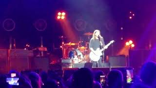 Dave Grohl - Everlong @ I Am The Highway Chris Cornell tribute LA 16 Jan 2019