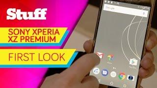 Sony Xperia XZ Premium - First look
