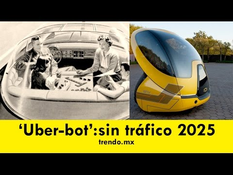 Uber-bot: sin tráfico 2025