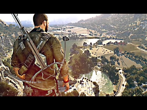 Dying Light The Following Gameplay DLC