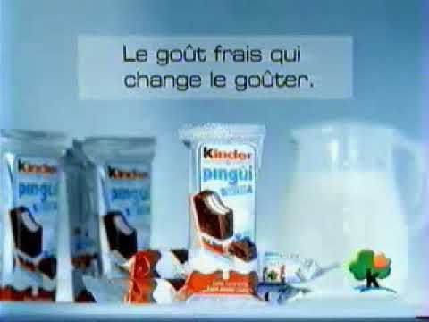Pub Kinder Pingui rentree