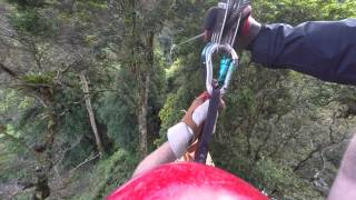 Boquete Tree Trek Zip Lining July 2nd 2015