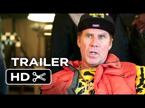 Get Hard Official Trailer #2 (2015) - Will Ferrell, Kevin Hart Movie HD