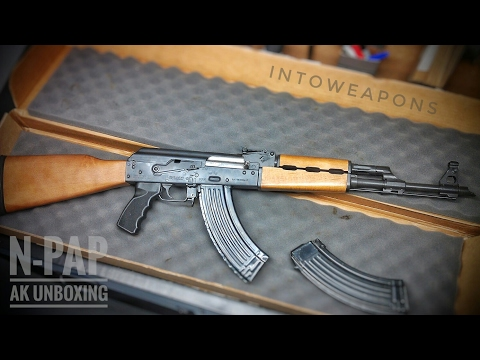 Zastava N-PAP M70 Gen II AK-47 - Unboxing and Overview