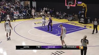 South Bay Lakers vs. Austin Spurs - Condensed Game