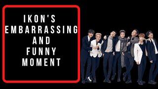 iKON's Embarrassing/Funny Moments.