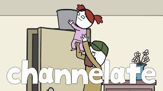 Explosm Presents: Channelate - Prank