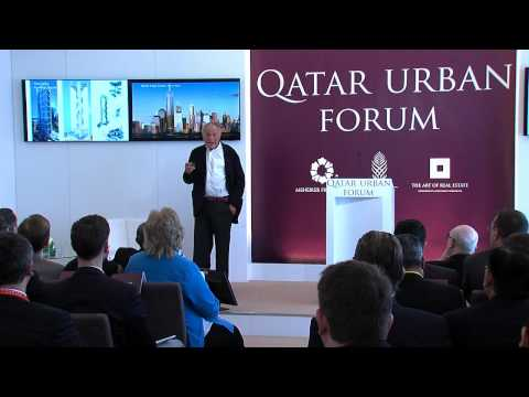 Keynote Address by Lord Richard Rogers at Qatar Urban Forum (MIPIM 2012)
