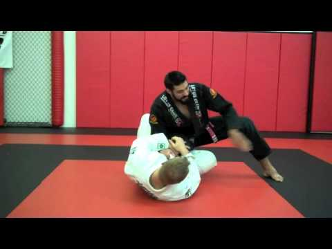 Brazilian Jiu Jitsu: Guard Passing: Cross Side Knee Slide Fake Pass with James Foster Image 1