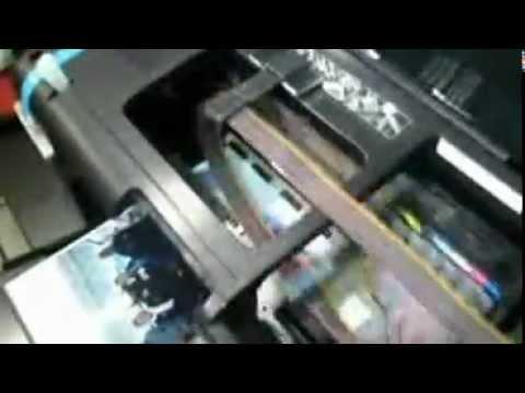 epson t50 con sistema de tinta continua