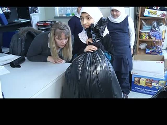 Islamic School Recycling