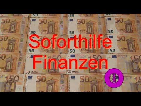 Soforthilfe Finanzen (Monaisa)