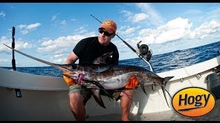 Deep Dropping Lures For Swordfish - How To Fish For Daytime Swordfish