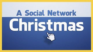 What if CHRISTMAS happened on FACEBOOK!!! :)