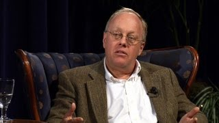 Point Loma Writers: A Conversation with Christopher Hedges