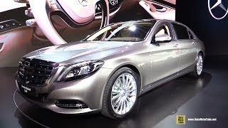 2016 Mercedes-Benz Maybach S-Class S600 / Мерседес-Бенз Майбах С-класс