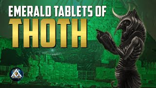 Emerald Tablets of Thoth Complete