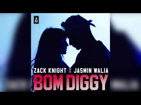 BomDiggy [Audio] | Zack Knight, Jasmin Walia